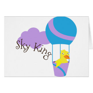 Sky King Card