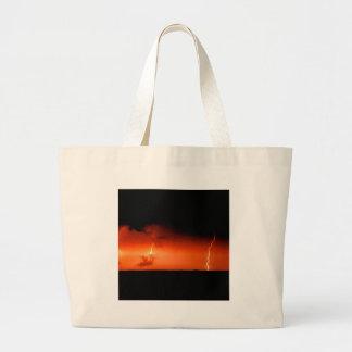 Sky Lightning Bolts Extreme Bag