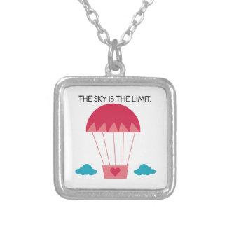 Sky Limit is the limit Necklace