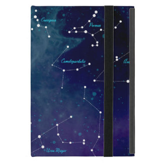 Sky Map Constellations Astronomy Cover For iPad Mini