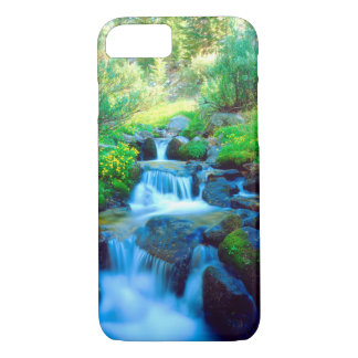Sky Meadows in the Sierra Nevada Mountains iPhone 8/7 Case