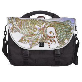 Sky Mehndi Commuter Bag