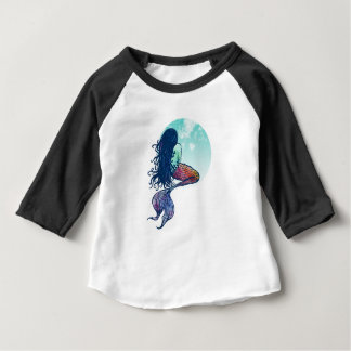 sky mermaid baby T-Shirt