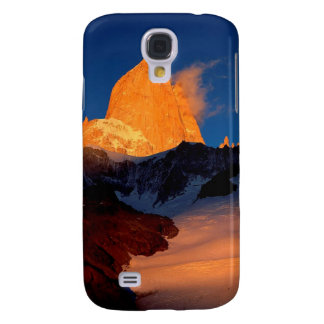 Sky Mount Fitzroy At Night Samsung Galaxy S4 Cases