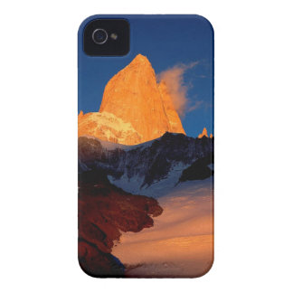 Sky Mount Fitzroy At Night iPhone 4 Case