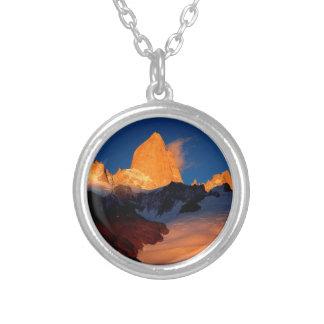 Sky Mount Fitzroy At Night Jewelry