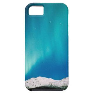 Sky Night Lights Alaska iPhone 5 Case