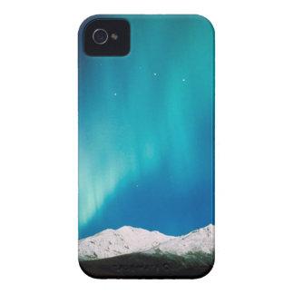 Sky Night Lights Alaska iPhone 4 Covers