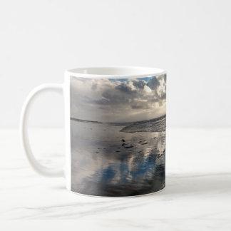 Sky Ocean Reflection Scene 11 oz Classic Mug