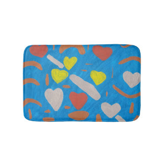 Sky of Love Bath Mat