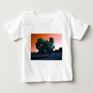 Sky on fire t shirts