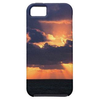 Sky Pacific Godbeams iPhone 5 Cases