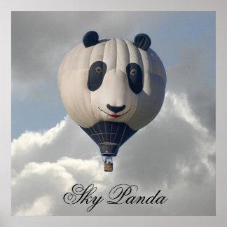SKY PANDA POSTERS