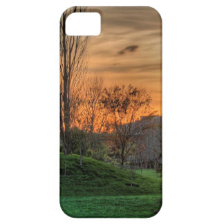 Sky Parkland Night Cover For iPhone 5/5S