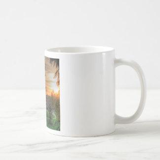 Sky Parkland Night Coffee Mugs