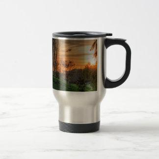 Sky Parkland Night Coffee Mug