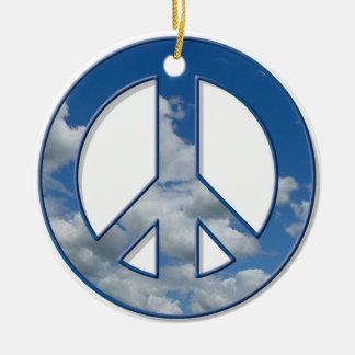 Sky Peace Ornament