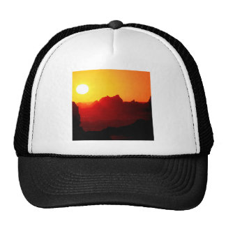 Sky Pfeiffer Beach Big Sur California Trucker Hat