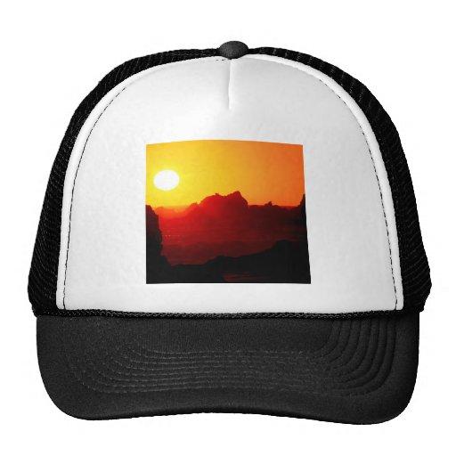 Sky Pfeiffer Beach Big Sur California Trucker Hat