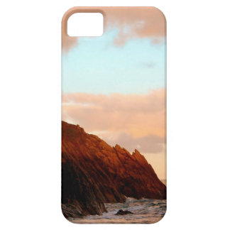 Sky Ragged Cliff Horizon Cover For iPhone 5/5S
