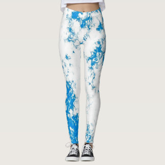 Sky Rave Love Leggings
