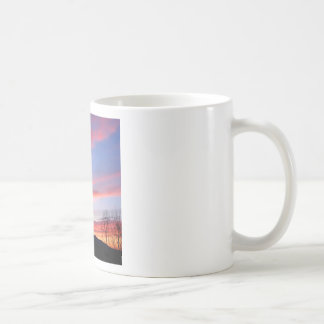 Sky Red At Night Coffee Mug