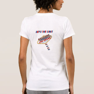 Sky s the Limit Ladies Camisole Tee Shirt