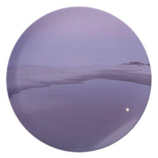 Sky Santa Rosa Island Plate