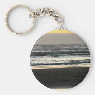 Sky Sea and Earth Key Ring