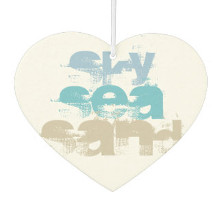 Sky, Sea, Sand Beach Personalized