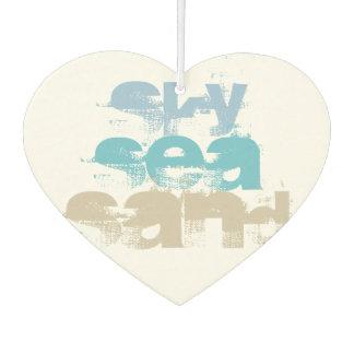 Sky, Sea, Sand Beach Personalized
