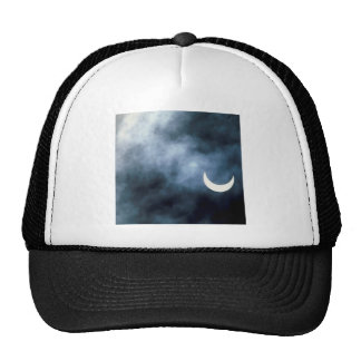 Sky Solar Eclipse Joshua Tree California Cap