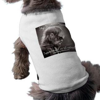 Sky Sunlight Saxon in Toulouse Sleeveless Dog Shirt