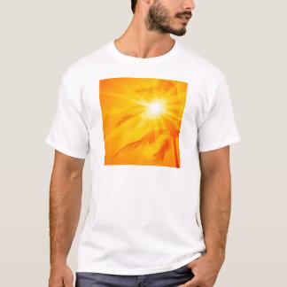 Sky Sunny Palm Hawaii T-Shirt
