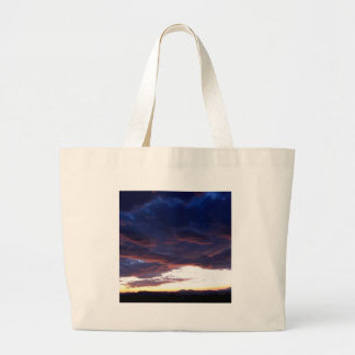 Sky The Brilliant Night Canvas Bags