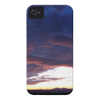 Sky The Brilliant Night iPhone 4 Case-Mate Case