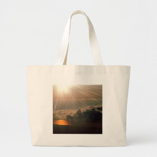 Sky The Heavens Open Up Canvas Bag