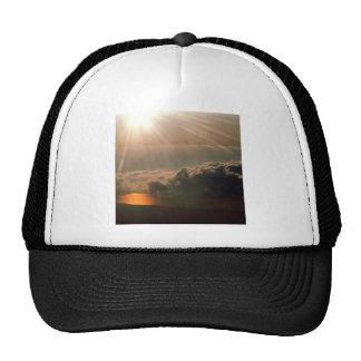 Sky The Heavens Open Up Mesh Hat