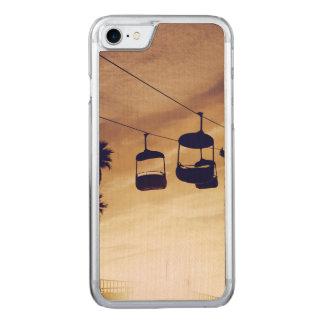 Sky tram carved iPhone 8/7 case