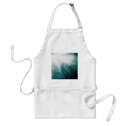 Sky Tranquility Aprons