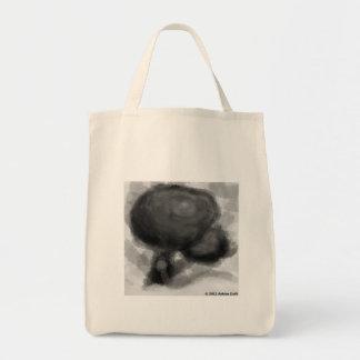 Sky Tree Grocery Tote Bag