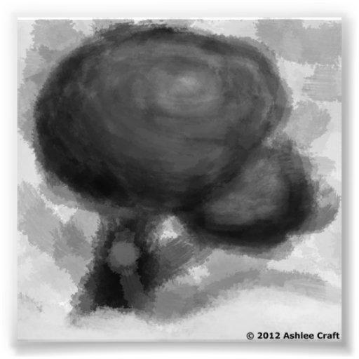 Sky Tree Photo Print