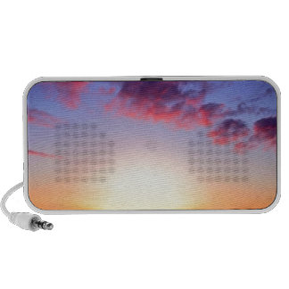 Sky Tropical Sunset Mp3 Speakers
