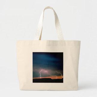 Sky Unstable Atmosphere Arizona Tote Bags