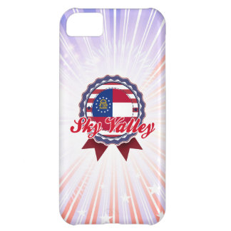 Sky Valley, GA Cover For iPhone 5C