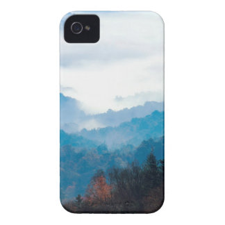 Sky Valley Of Clouds Case-Mate iPhone 4 Cases