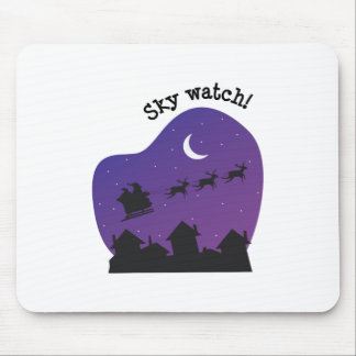 Sky Watch! Mouse Pad