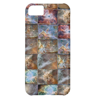 SKY Wave Tile Work Graphics Cover For iPhone 5C
