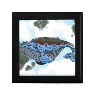 sky whale gift box