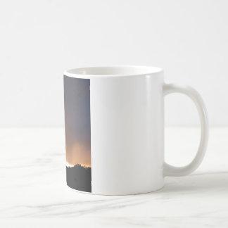 Sky White Night Mug